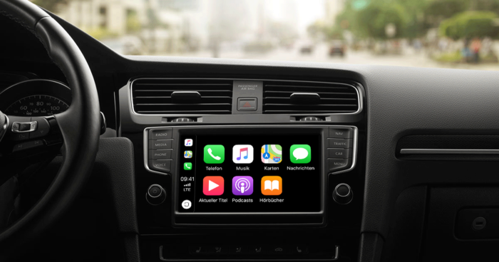 iOS 12 Feature CarPlay